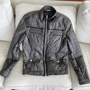 Guess by Marciano moto puffer jacket